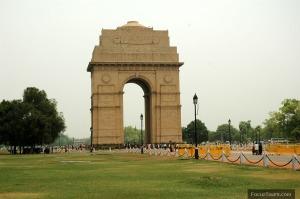 landmarks of india