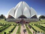 lotus temple india