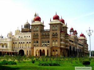 mysore palace history